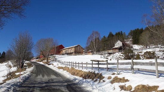 Tingvoll Municipality, Norway: Tingvoll museum