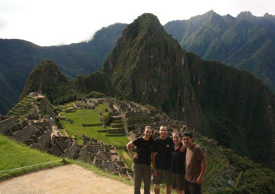 Llama Path: Machu Picchu