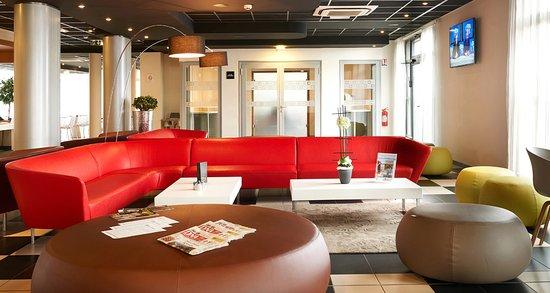 Dorlisheim, Франция: Lobby