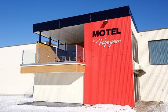 Motel le voyageur saint georges canada voir les for Motel bas prix