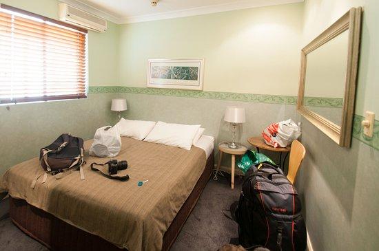 Hotel 59: camera