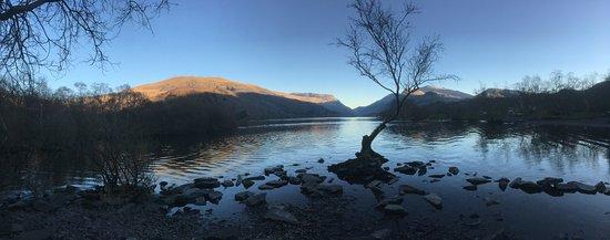Lake View Hotel Llanberis Wales