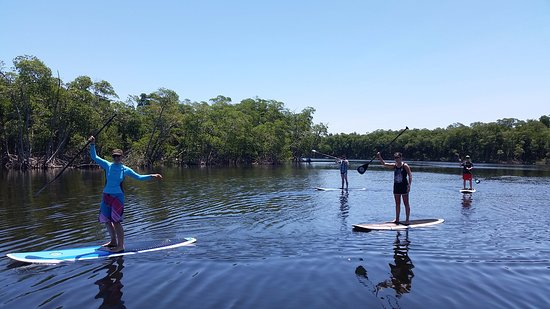 So Flo Water Adventures: Oleta River