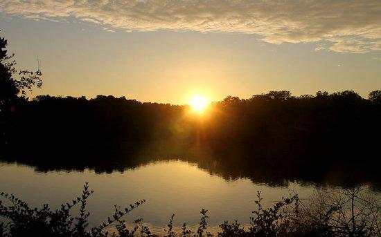Puttalam, Sri Lanka: Sunrise