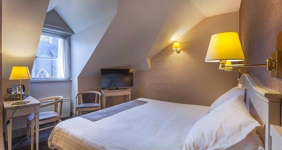 best western le duguesclin hotel saint brieuc france voir les tarifs et 192 avis. Black Bedroom Furniture Sets. Home Design Ideas