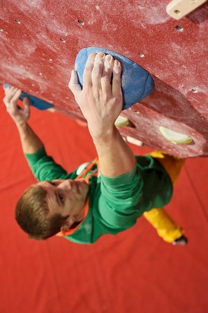 Indy Climbing Wall: Slopers are our passion