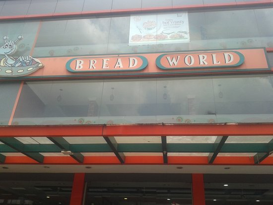at breadworld , tripunithura ..