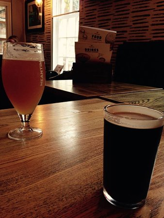 Jude the Obscure: Santa Claus the dark beer is delicious
