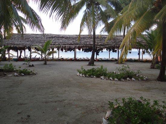 Foto de Long Caye Resort