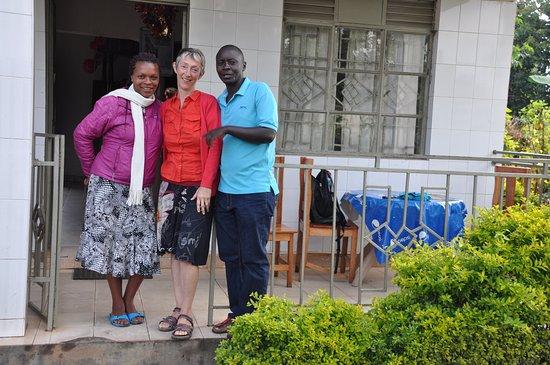 Kisoro, Uganda: Molly, Mahoro & Kato