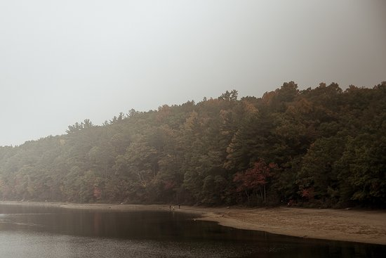 Concord, MA: Misty