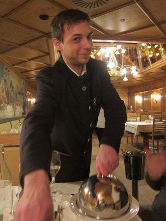 Hotel Edelweiss & Gurgl: Great service!
