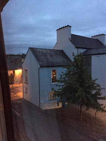 Clew Bay Hotel : View from the room