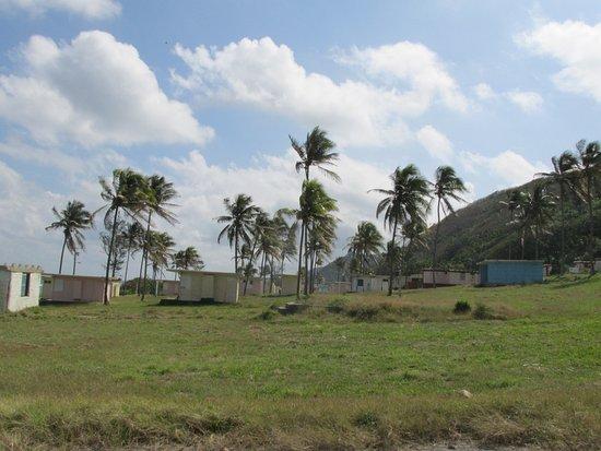 Santa Cruz del Norte, كوبا: Camping Jibacoa (Playa Amarilla)
