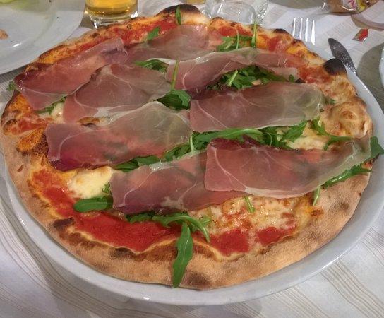 Corte Franca, Itália: pizza