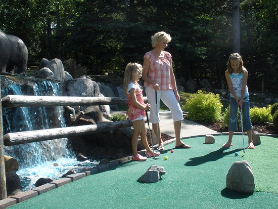 Big Bear 18-Hole Adventure Golf