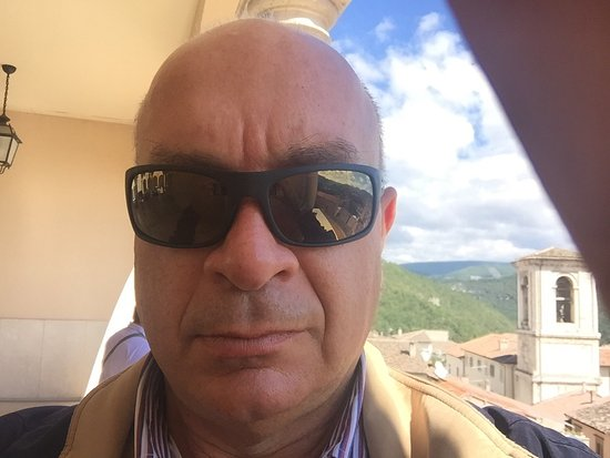 Rome Tour in Italy by John: John in Italy, Roma