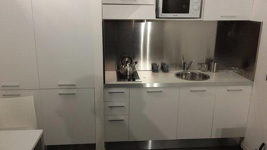 Milano Residence CHS: cucina