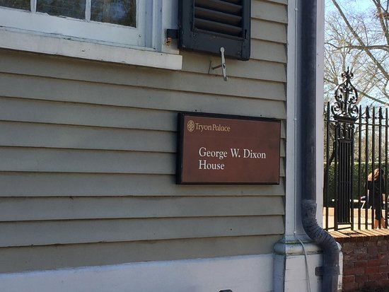 Νιου Μπερν, Βόρεια Καρολίνα: George W. Dixon House