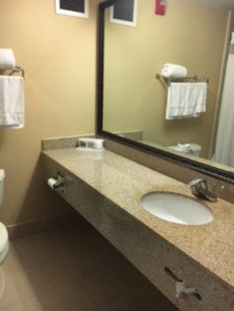 Byron, GA: Updated Bathroom