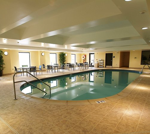 Mount Juliet, Τενεσί: Indoor Pool