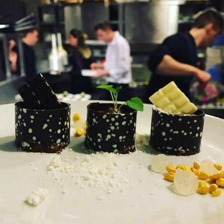Woerden, Países Bajos: Dessertje & een kijkje in onze keuken..