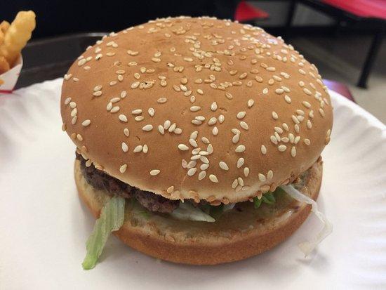 Newport, Carolina del Norte: Burger