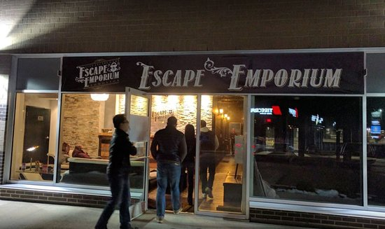 Escape Emporium