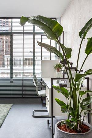 Hilversum, Holland: Room