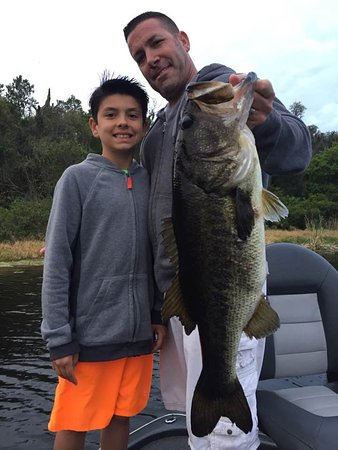Foto de Fish Orlando Trophy Bass Guide Service