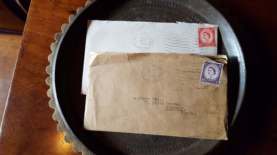 Mr Straw's House: Letters from the 1950's.
