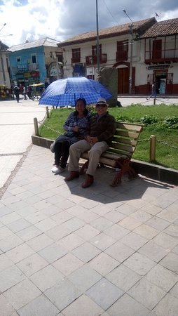 Huancavelica, Perú: espacio para disfrutar paisaje
