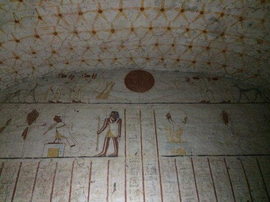 El Kurru Tombs