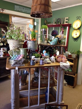 Landrum, Carolina del Sur: A must and shop. This gift shop is a find!