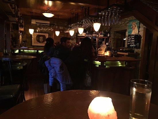 The Stone House: Bar