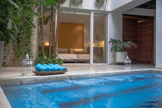 Casa pestagua hotel boutique spa updated 2017 prices reviews cartagena colombia - Piscina interna casa prezzi ...