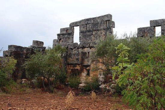 Dead City of Serjilla: Al Barah, Siria