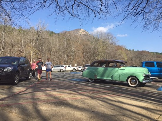 Pinnacle Mountain State Park: Beautiful place to hike!