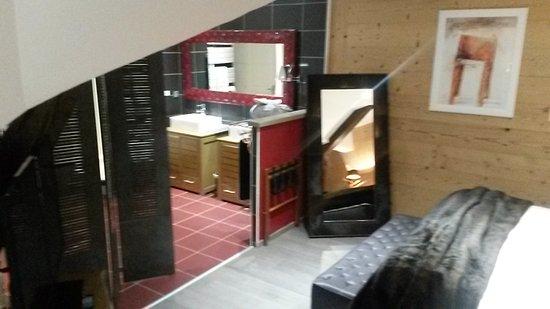 L'Auberge de Maison Rouge: Suite Malbec.