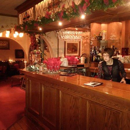 St. Catharines, Canada: Bar area