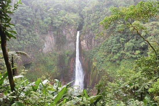 Bajos del Toro, Costa Rica: In the Mist