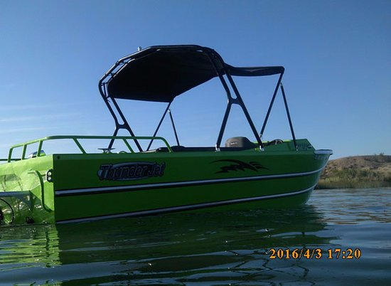 Lake Havasu City, AZ: Thunder Jet Boat