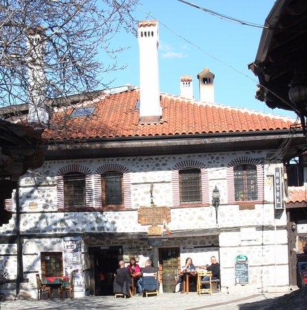 Taverna Todeva Kashta : вид с улицы