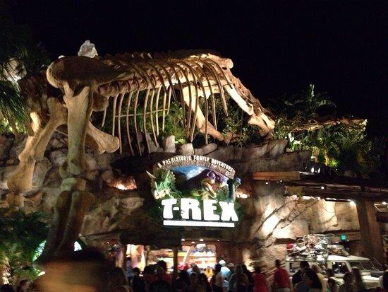 T rex cafe orlando menu prices restaurant reviews for Restaurant t rex
