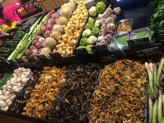 里昂美食市场