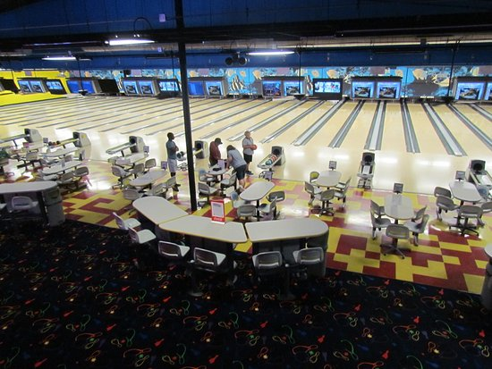 The Gulf Bowl: Bowling