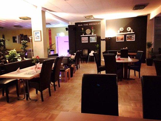 Бад-Мергентхайм, Германия: Siam Thai Restaurant Raum