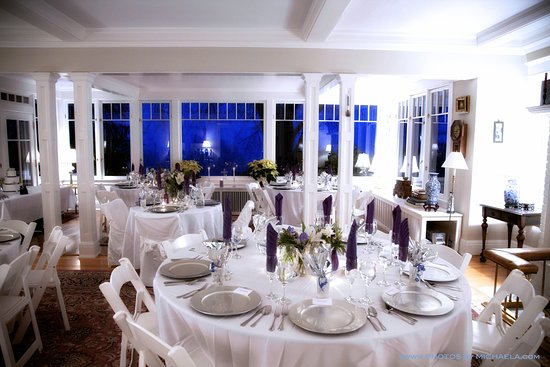 The Willows Inn: special events
