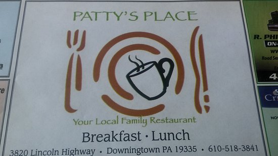 Downingtown, Pensilvania: Patty's