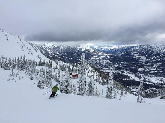 Fernie Alpine Resort: March shredding!